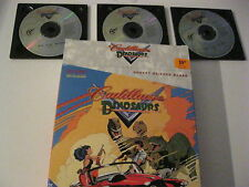 Cadillacs and Dinosaurs PC game C D-ROM complete US version Rocket Science Games