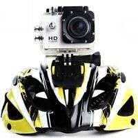 SJ4000 Sports Camera HD 1080P 12MP Action Camcorder Bicycle Helmet white Full HD