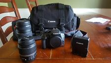 Canon EOS Digital Rebel XS / 1000D 10.1 MP Digital SLR Camera - Black (Kit w/...