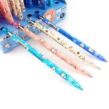 2X Cute 0.5+0.7mm Mechanical Pencil Automatic Pen Pencil School Office SupplyHGU