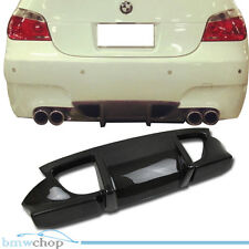 Carbon Fiber BMW 5-series E60 M5 Sedan DTO-Type Rear Diffuser 06-10