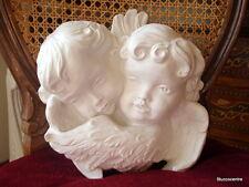 Stucchistucchi - Angelo - bloccato - Coppia angeli - bellissima - Decorazione