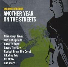 ANOTHER YEAR ON THE STREETS CD: Get Up Kids*Saves the Day*Alkaline Trio*No Motiv