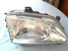 Renault Megane Phase 1 includes Scenic Right Headlamp New Genuine 7701040685