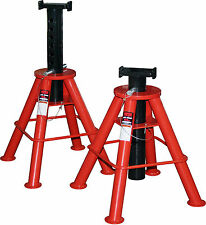 Norco 81209I 10 Ton Pin Type Jack Stands - Imported