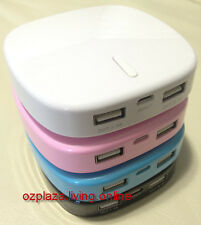 5000mAh Portable External Battery Power Bank Charger iPhone 3/3GS/4/5 NEW iPad 2