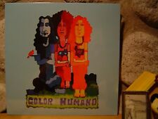 COLOR HUMANO II LP/1973 Argentina/Hard Rock/Almendra/Piel De Pueblo/Ave Rock