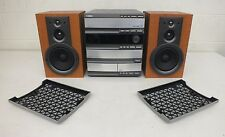 Yamaha GX-500 High-End AM/FM Stereo Cassette 3-CD Changer Compact System GREAT