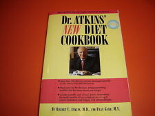 Dr. Atkins' New Diet Cookbook by Fran Gare and Robert C. Atkins M.D. (1995, P...
