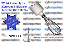 Kenwood Stick Mixer Whisk Assembly - Part No 712963 - NEW - GENUINE