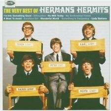 Herman 's Hermits-Best of, the very 2 CD 56 tracks brit pop compilation NEUF