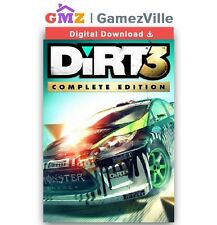 DiRT 3 Complete Edition Steam Key PC Download Code [EU/US/MULTI]