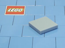 Lego 3068b 2x2 Light Bluish Gray ( Grey ) Tile With Groove X 5 NEW