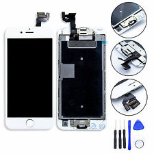 "White Full LCD Lens Screen Display 3D Touch Digitizer For iphone 6S 4.7"" 6 S USA"