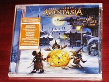 Avantasia: The Mystery Of Time - A Rock Epic CD 2013 Nuclear Blast NB 3007-2 NEW