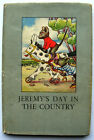 RARE VINTAGE LADYBIRD BOOK - Jeremy's Day in the Country & DJ, 401 - 1st Ed 1941