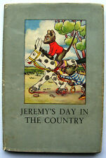 RARE VINTAGE LADYBIRD BOOK - Jeremy's Day in the Country & DJ - 1st Edition, 401