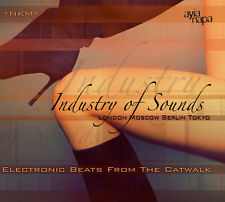 CD Electronic Beats From The Catwalk Presented by Indus