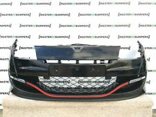 RENAULT MEGANE RS 250 2010-2015 FRONT BUMPER IN BLACK FULLY COMPLETE [R57]