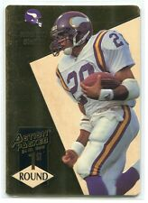 1993 Action Packed 24k Gold 62 Robert Smith Rookie