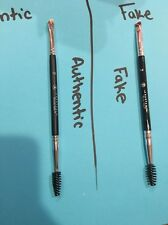 New Authentic! Anastasia Beverly Hills Fill Duo Angled Eye Brow Brush #12