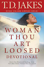 Acceptable, Woman, Thou Art Loosed! Devotional, Jakes, T. D., Book