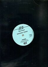 FREEEZ southern freeez HOLLAND 1981 12INCH 45 RPM EX