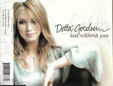 DELTA GOODREM Lost Without You CD Single