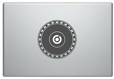 "Cdj Jog Apple Macbook Pro / Air Laptop Sticker / Decal / Gráfico 11 ""de 13"" 15 ""de 17"""