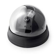 US Stock Fake Dome Camera Security Flash Red LED Light Warning home/store/shop