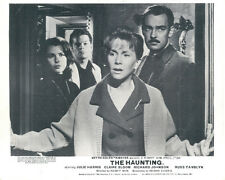 The Haunting original lobby card Clare Bloom Julie Harris Russ Tamblyn