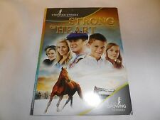 STRONG OF HEART ( DVD 2013 )OOP RARE  BRIAN KRAUSE FREE S&H BB