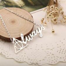 Fashion Brand Pendant Harry Potter and The Deathly Hallows Necklace Cosplay Coll