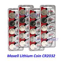 New pack 20 of  BR2032, CR2032 battery, CR2332, DL2032, EA2032C, ECR2032, RFA-35