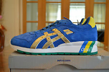 Asics GT II x Ronnie Fieg KFE Gold Brasil World Cup UK 9.5 EU 43.5 US10.5