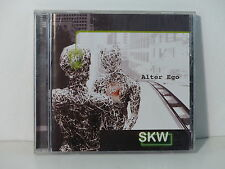 CD ALBUM SKW Alter ego 3700232672408