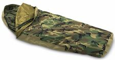 GORETEX BIVY COVER WOODLAND CAMO GORE-TEX SLEEPING BAG COVER US ARMY N w/tags