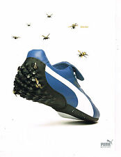 PUBLICITE ADVERTISING 025  2005  PUMA  chaussures de sport baskets