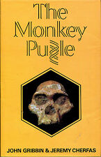 The Monkey Puzzle by Jeremy Cherfas and John R. Gribbin-UK First Edition/DJ-1982