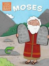 Holli Conger - Moses (2016) - New - Childrens