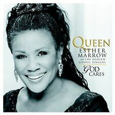 God Cares * by Queen Esther Marrow (CD, Feb-2002, EMI)