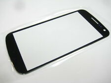 Black Front Outer Screen Glass lens for Samsung Google Galaxy Nexus i9250