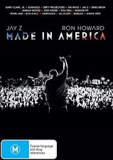 Made In America - New/Sealed DVD Region 4