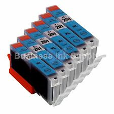 6 CYAN Canon CLI-251XL C Compatible Ink Cartridge CLI-251 CLI-251XL C CLI-251C