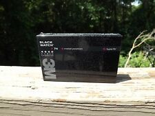 1 New Old Stock 3M BLACK WATCH 4040 Sealed Metal Cassette Tape Free Ship