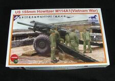 BRONCO CB35102 1/35 US 155mm HOWITZER M114A1(VIETNAM WAR)