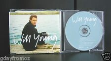 Will Young - Leave Right Now 5 Track CD Single Incl Video