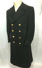 Vintage US Navy Officers Bridge Coat - LTJG