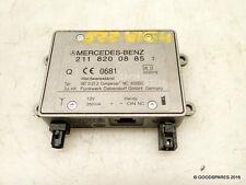Bluetooth Control Unit Ecu-2118200885-Ref.577-07 Mercedes ML280 cdi W164
