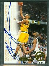 Brian Skinner Basketball Auto 1998-99 Press Pass Rookie '98 Signature Autograph